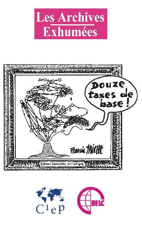 Douze Taxes de Base !  Image
