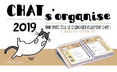 Nouveautes Editeurs Chat S Organise Jour Apres Jour Le