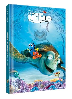 Nouveautes Editeurs Nemo Disney Cinema L Histoire Du