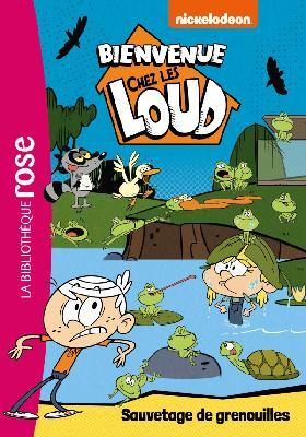 Nouveautes Editeurs Bienvenue Chez Les Loud 15 Sauvetage