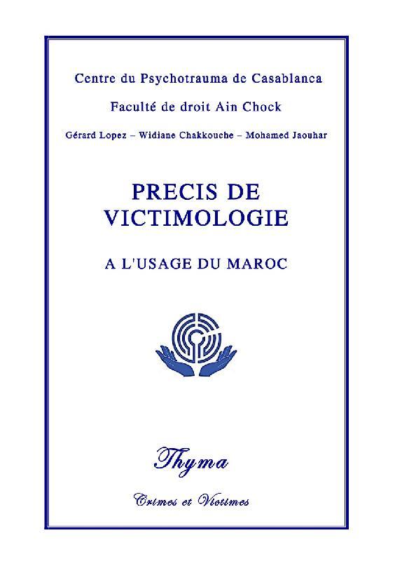 Précis de victimologie